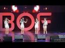 161008 H03 나인뮤지스A NineMuses A 주르륵 직캠 Fancam 2016 BOF 한류스타 팬미팅