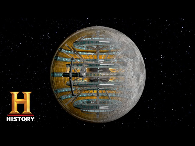 Ancient Aliens Space Station Moon (S11, E11) | History