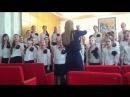 Образцовый хор старших классов и ансамбль ParaFrazz Дождь в ритме босса новы