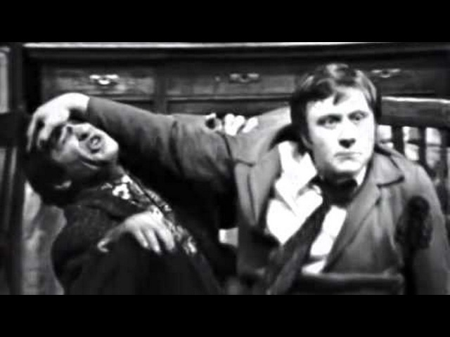 Психологический ретро детектив со взломом Грабёж - Андрей Миронов и Спартак Ми ...