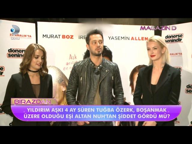 Murat Boz Dönerse Senindir Filminin Tanıtımı Magazin D