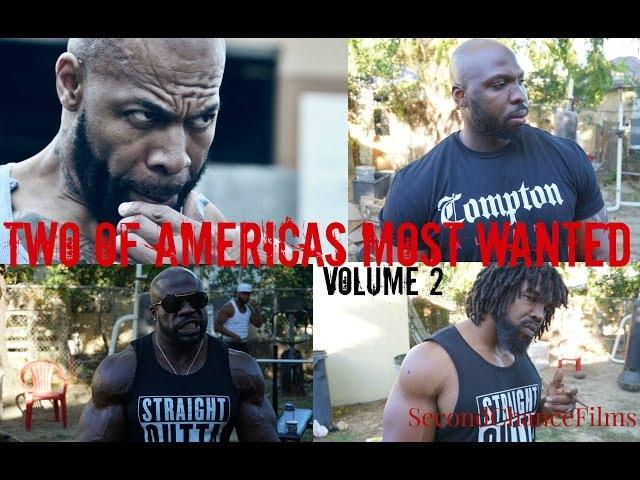 Straight Outta Compton {Backyard Workout} | Rob Did It | CT Fletcher | Big Hurk | Kali Muscle