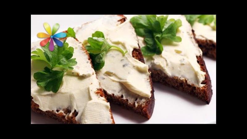 Безвредный плавленый сыр всего за 7 минут!– Все буде добре. Выпуск 895 от 12.10.16