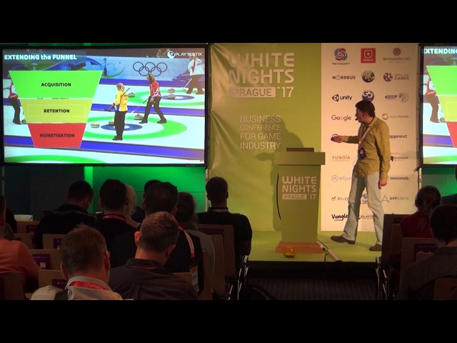 White Nights Prague 2017 — Michael Deinega (Playtestix) - Evaluating User Experience Through Playtesting