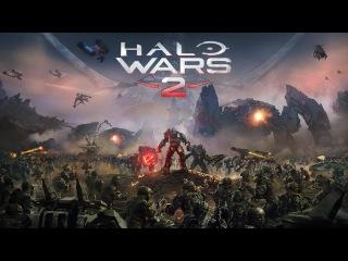 Halo Wars 2 - First Mission of Single Player Campaign (Xbox One, PC)