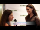 Jessica Lowndes at H&ampM for Conscious Line Launch