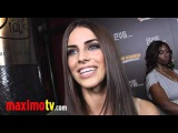 Jessica Lowndes on IRONIK