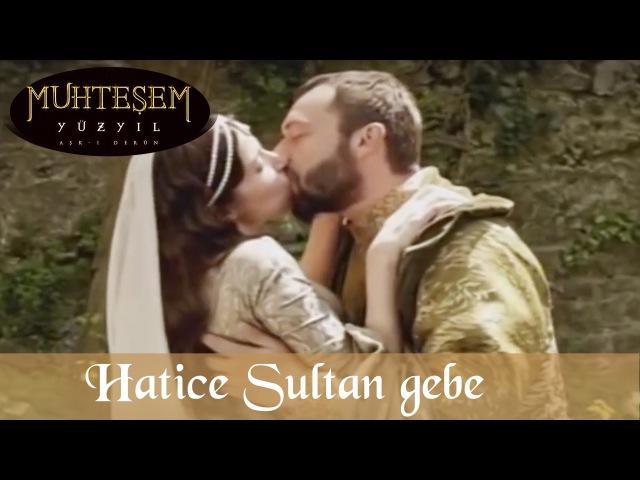 Ібрагім і Хатідже в саду, 18 серія