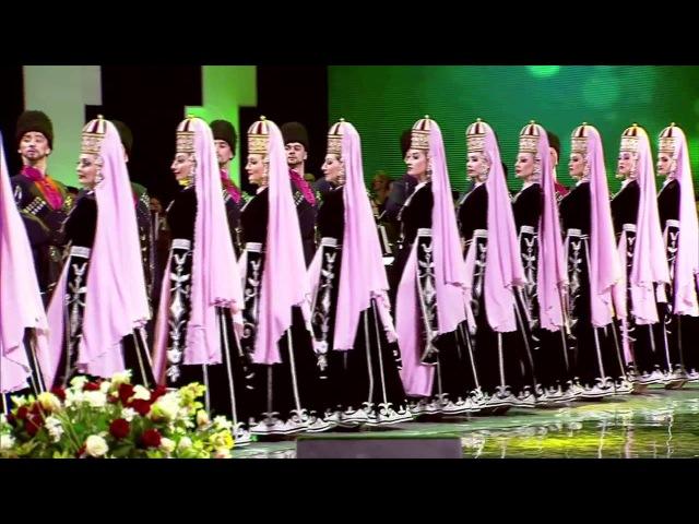 Caucasus Circassian dance freedom for Circassia Kabardinka