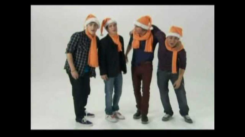 Jingle Bells - iCarly, Big Time Rush, True Jackson, The Troop, Victorious Sueña Conmigo