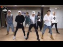 BTS 'Silver Spoon Baepsae ' mirrored Dance Practice