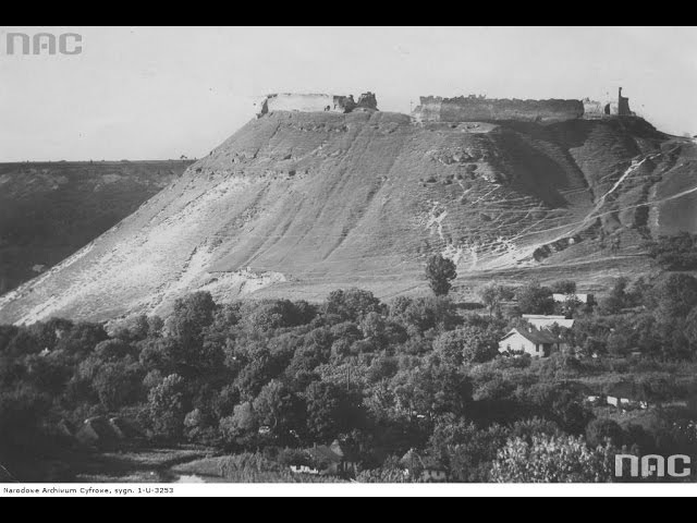 Знімки старовинного Кременця з архіву NAC
