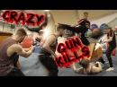 Crazy Gun Stunts | Parkour, Flips and Kicks