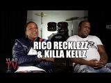 Rico Recklezz Fk Them Leg Shooters, I Like Them Head Shooters