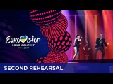 Valentina Monetta &amp Jimmie Wilson - Spirit Of The Night (San Marino) EXCLUSIVE Rehearsal footage