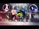 Melbourne Shuffle [AGD] vs Jumpstyle [PuxerJumpers] 2.0