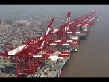 Глубоководный порт, гордость Китая