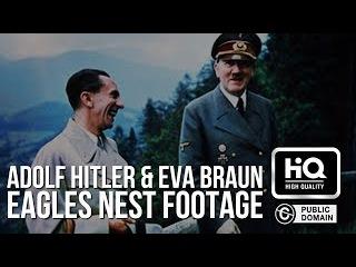 Adolf Hitler Eva Braun -