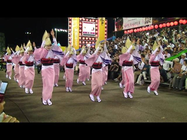 阿波踊り Awaodori ~2009年徳島 葉月連 女踊り~