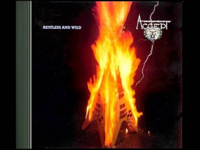Accept (1982) Restless And Wild *Full Album*