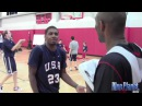 Kyrie Irving Challenges Kobe Bryant to 1-on-1 game