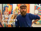 Inside a Limitless Cartoon Universe The Creators Project Meets Mike Perry