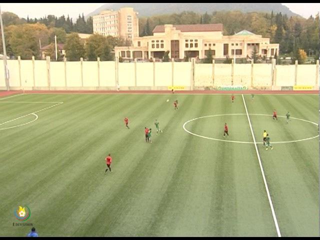 I Divizion, 20162017 mövsümü, VIII tur, Zaqatala 2-0 Qaradağ Lökbatan