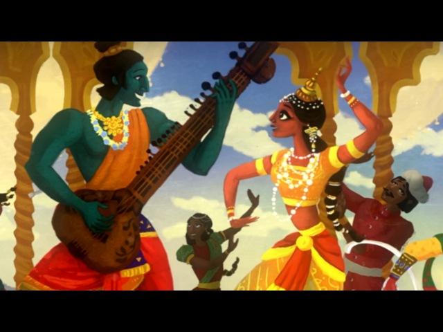 Волшебный фонарь Рама Сита и обезьянка по имени Хануман По мотивам древнеиндийского эпоса