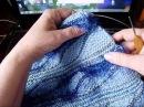 Частичное вязание спицами МАСТЕР КЛАСС ПО ВЯЗАНИЮ