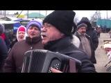 Песенный флешмоб. Станица Челбасская. Цвте терен 21.01.2017  Song flashmob