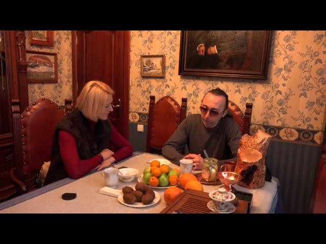 Вредные зависимости. Как избавиться от пристрастий в еде? Интервью с Фроловым 2.