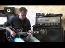 Alex Sibrikov - Session guitar solo for French project