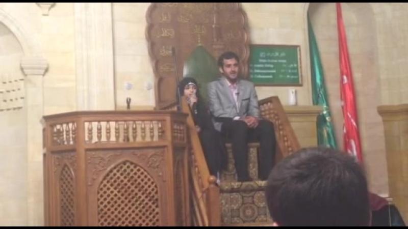 Dərbəndə Qur'an Oxuyan Uşaq 4