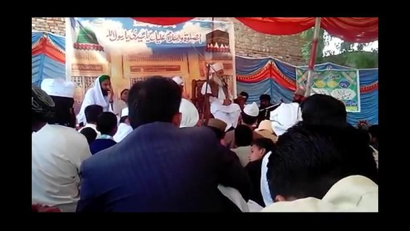 ALHAJ SYED MUHAMMAD SAEED UL HASSAN SHAH 03 ANNUAL MEHFAL MELAD MOLO ANI Fsd.