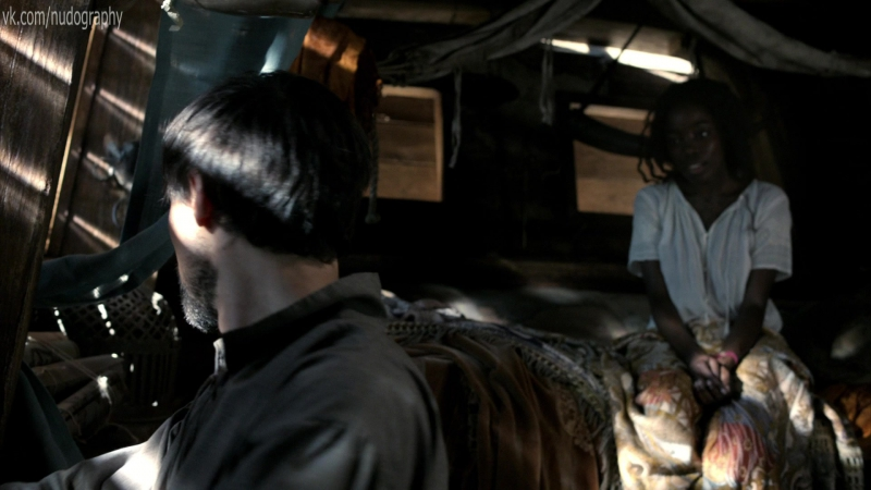 Эстелла Дэниелс (Estella Daniels) в сериале Демоны Да Винчи (Da Vinci's Demons, 2014) s02e04 (1080p)