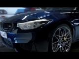 Кто, если не BMW M4 и M3, превращает минуты в мгновения