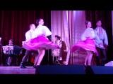 3-  Концерт народного ансамбля народной музыки, песни и танца