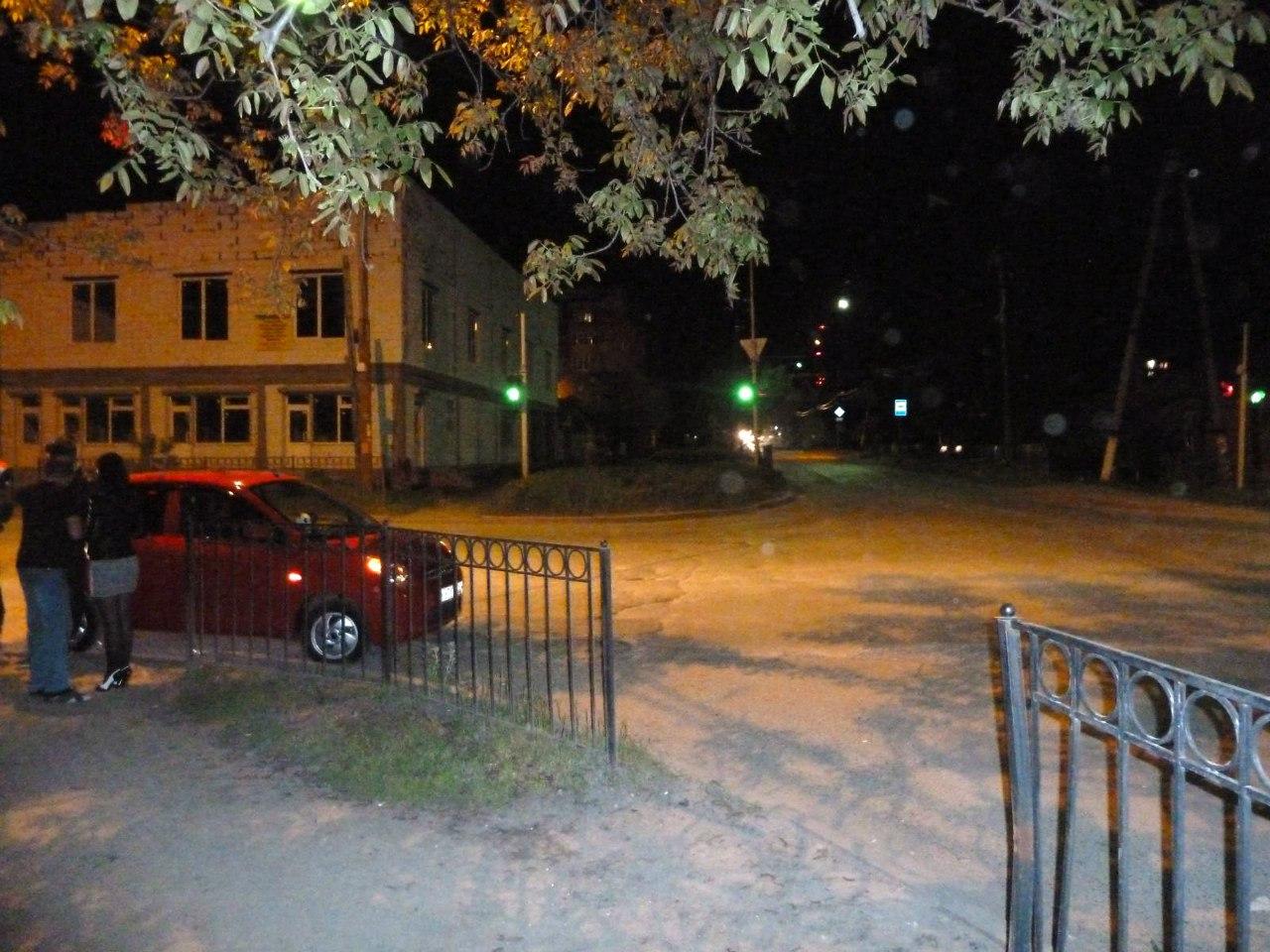В Таганроге автоледи на KIA Picanto сбила пешехода