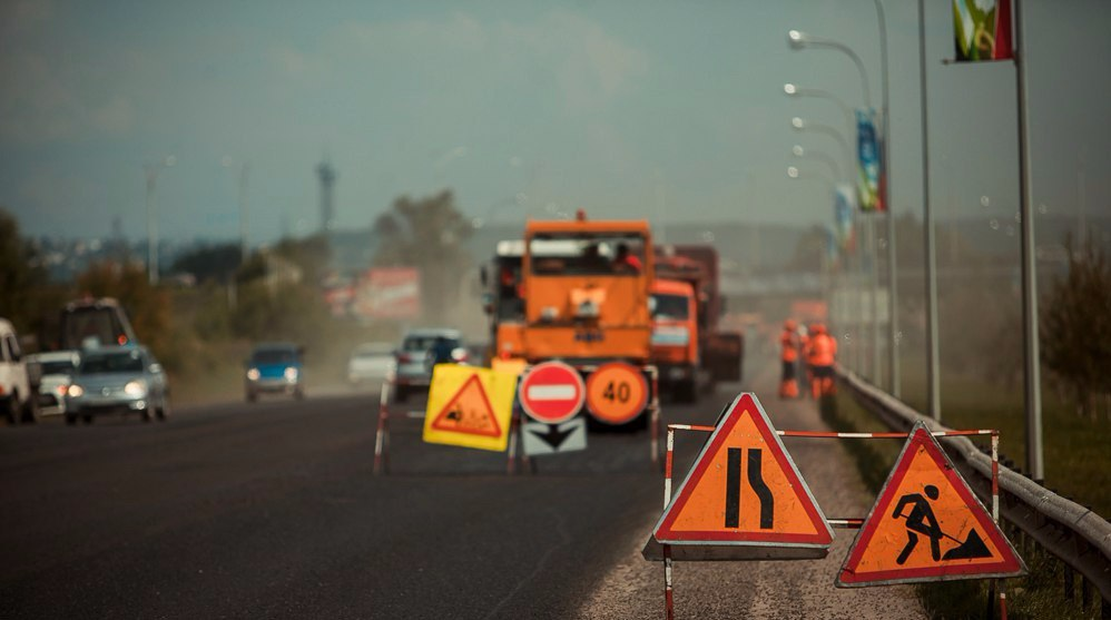 В Таганроге в связи с капремонтом почти на все лето ограничат движение по Николаевскому шоссе