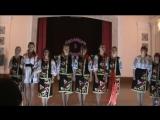 1 отделение ФРАГМЕНТ 3 Программа  юбилейного концерта в честь 5-летия детского ансамбля народной и казачьей песни СЛОБОДКА