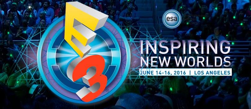 На E3  2016 вы увидите целый ряд новых игр!