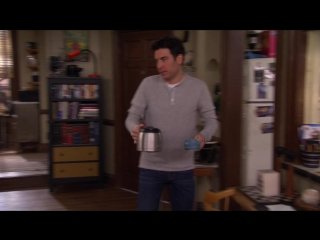 Как я встретил вашу маму 7x18 Крепкий кофе)
