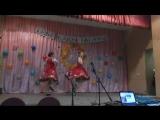 Юлия Волкова и Анастасия Бойко танец Калинка