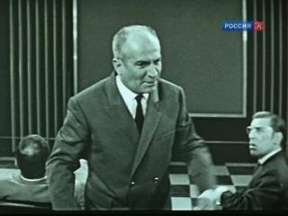 Семь стариков и одна девушка (1967) фрагмент, пародирующий