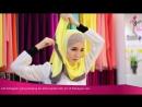 Neng Geulis Hijab Tutorial 2 Tihany Shawl