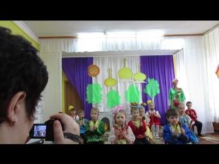 MVI_9717Православная Пасха в детском саду № 241, г. Омска