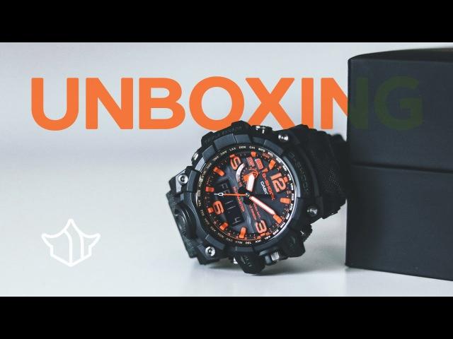 Unboxing и обзор часов G-Shock x Maharishi за 60,000 рублей