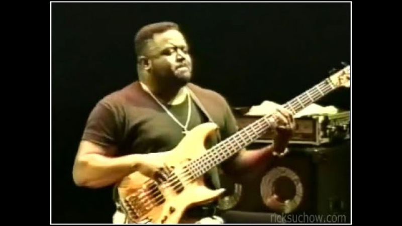 Larry Kimpel bass w Billy Cobham George Duke Stratus