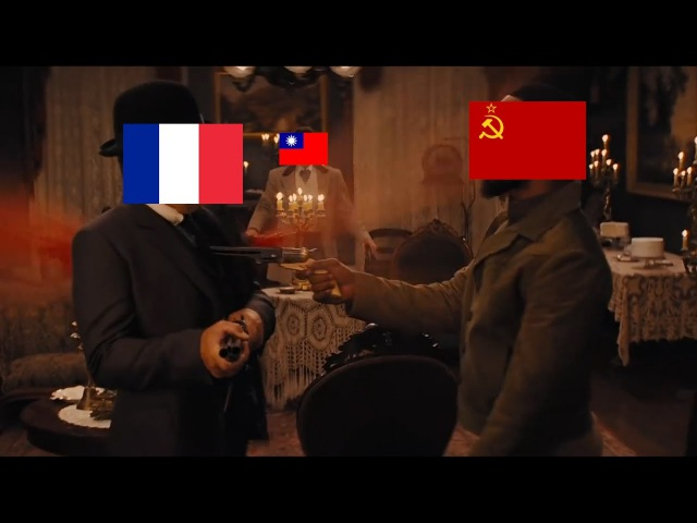 Hearts of Iron 4 When The Comintern goes rogue