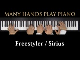 Bomfunk MC'sThe Alan Parsons Project - Freestyler Sirius (Chicago Bulls Theme) 6 Hands 1 Piano